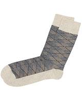 Casual Lycra Socks 6265 Beige - Solo