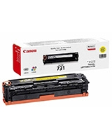 Toner Cartridge Yellow 731 Y 6269B002AA - Canon