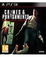 Sherlock Holmes Crimes & Punishments - PS3