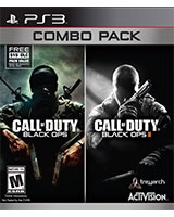 Call of Duty Black Ops Combo Pack - PS3