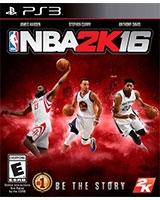 NBA 2K16 - PS3