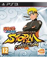 Naruto Shippuden Ultimate Ninja Storm Collection - PS3