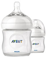 Natural Baby Bottle 2 Pieces 125 ml - Philips Avent