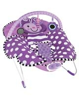 Cuddle Bug Bouncer Violet Butterfly 70019 - Sassy