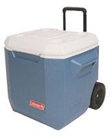 40 Quart Xtreme 4 Wheeled Cooler - Coleman
