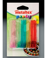 50 Pcs Cocktail Sticks - Metaltex