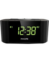 Clock Radio AJ3500 Big Display - Philips