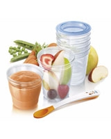 Food Storage Cups - Philips Avent