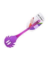 Violet Silicon PS Handle Pasta Server Spectrum - La Vita