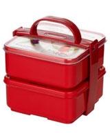 Picnic Container set two step 14 cm 8809347320251 - La Vita