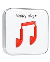 Earbud Red - Happy Plugs