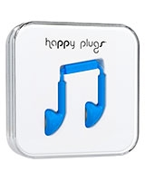 Earbud Blue - Happy Plugs