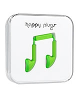 Earbud Green - Happy Plugs