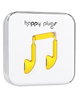 Earbud Yellow - Happy Plugs