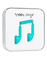 Earbud Turquoise - Happy Plugs