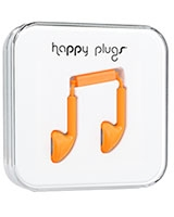 Earbud Orange - Happy Plugs