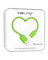 Charge/Sync Cable Green 2m - Happy Plugs