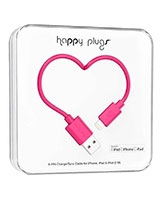 Charge/Sync Cable Cerise 2m - Happy Plugs