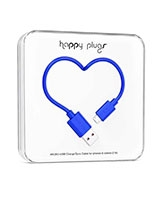 Charge/Sync Micro USB Cable Cobalt 2m - Happy Plugs