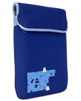 Protective sleeve case Lapmotion™F51 Scary Blue - Soyntec