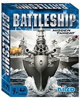 Battleship card game - Nilco