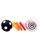 Spin Shine Rattle 80016 - Sassy