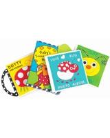 Baby's First Books 80065 - Sassy