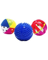 Sensory Ball Set 80099 - Sassy