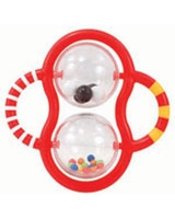 Grasp and Spin Rattle 80358 - Sassy
