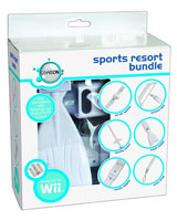 Sports Resort 6 in 1 Pack - Wii