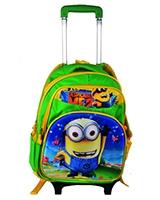 Trolley Bag Green 86053