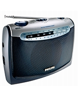 Portable Radio FM/MW Analogue Tuning AE2160 - Philips