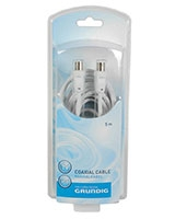 Coaxial cable 5m - Grundig