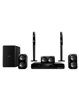 5.1 DVD Home Theater HTD3540/98 - Philips