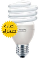 Tornado Bulb E27 23W Warm White - Philips