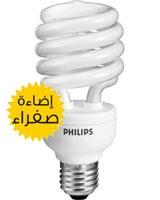 Tornado Bulb E27 27W Warm White - Philips