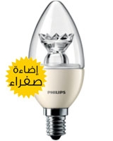 LED Candle E14 4W Warm White - Philips
