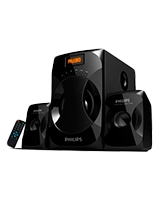 Multimedia Speaker 2.1 MMS4040F/94 - Philips