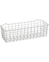 Multi Purpose Basket Metallic 33 cm  Koala - Metaltex