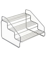 3 Tier Spice Rack Steppo - Metaltex