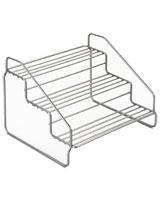 3 Tier Spice Rack Steppo - Metaltex