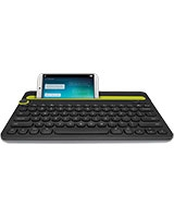 Bluetooth Multi-Device Keyboard K480 - Logitech