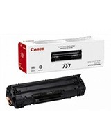 Black Laser Toner Cartridge 737 9435B002AA - Canon