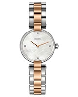 Ladies' Watch Coupole S Quartz Jubile 963-3854-4-091 - Rado