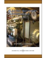 Electric Machinery Fundamentals Power & Energy