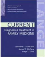 Current Diagnosis and Treatment in Family Medicine