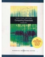 Computing Essentials 2011