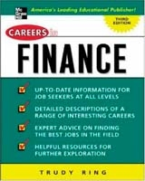 Careers in Finance Careers in... Series