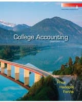 College Accounting, Chapter 1-24 / Home Depot Annual Report, 12Th Edition