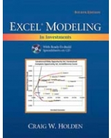 Excel Modeling in Investments 4th Edition Prentice Hall Series in Finance